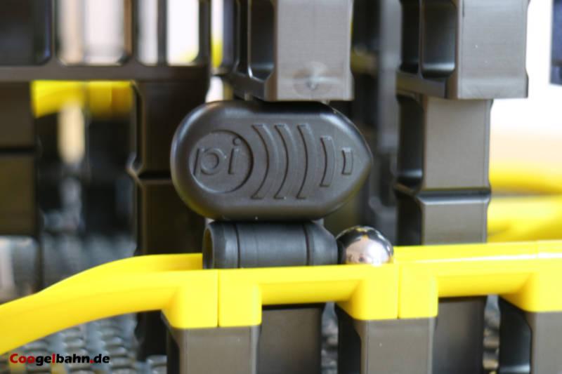 Die Gauss-Kanone im Einsatz
