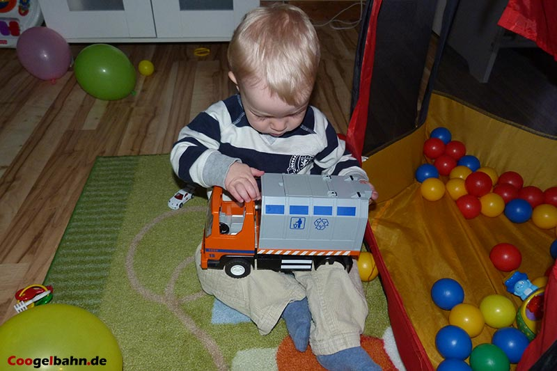 Mehrfarbig Vtech 80-510904 ZoomiZooz Baumhaus Babytiere